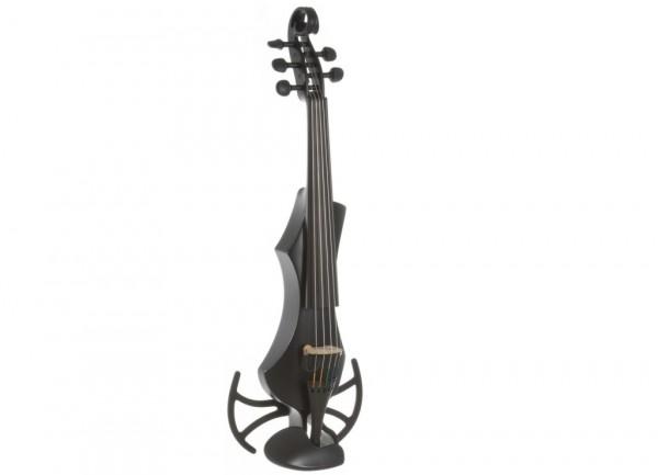 GEWA E-Violine Novita 3.0 E-Geige Schwarz 5-saitig