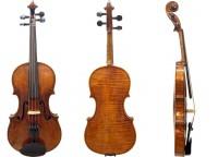 Geige um 1930 mit Zettel Peter Jakob Rugger mieten