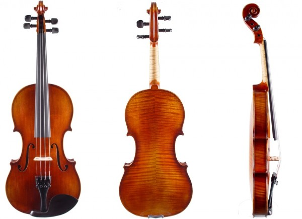 Linkshänder Geige Mahr II 2. Wahl - Schnäppchen-1