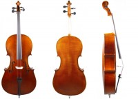Cello von Ute Kästner Schöneck 2019