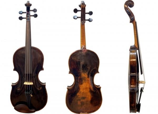 Sehr alte Böhmische Geige um 1810 mieten