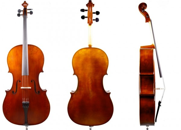 Cello 4/4 aus Bubenreuth Walter Mahr 2019-04-30-1
