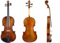 Geige 4/4 Stradivari-Modell Atelier Walter Mahr 2018 12-09