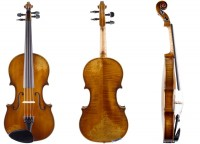 Geige von Walter Mahr - Bubenreuth 2017 4/4 Größe