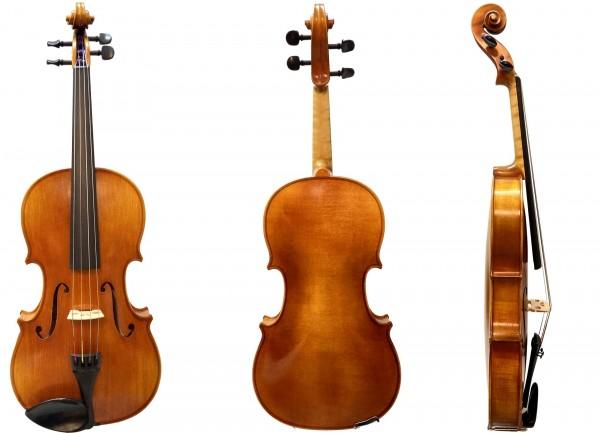 Sehr gute Schüler Viola 40,5 cm im Set Walter Mahr