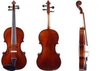 Set mit Violine von Walter Mahr 11-14