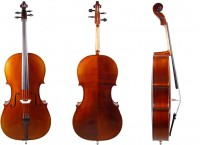 Cello - Walter Mahr - das GÜNSTIGE-04-16
