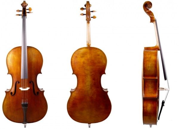 Cello Walter Mahr 2019, Montagnana-Modell, 4/4-04-14-1