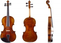 Set mit Geige von Walter Mahr - Bubenreuth 2020 4/4 11-16