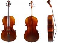 Cello von Lothar Semmlinger von 2018 - Solo