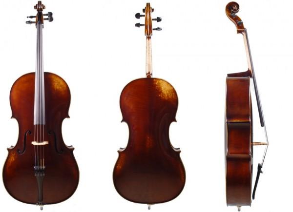 Cello aus Bubenreuth 2018, Stradivari-Modell, 4/4-12-06-1
