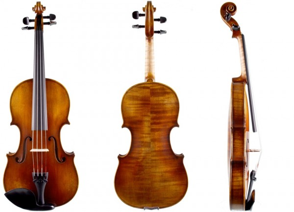 Violine von Walter Mahr Stradivari-Modell 05-14-1