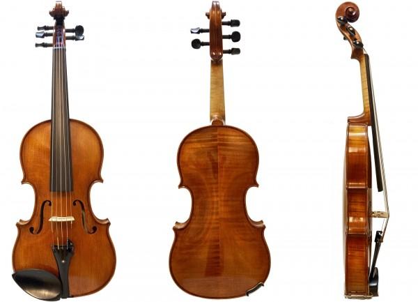 5-saitige Violine mit tiefer C-Saite - Quinton 4/4-1