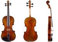 Set: günstigste Violine von Walter Mahr 02-19 Etui Bogen
