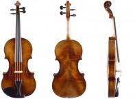 Geige im Set 4/4 Stradivari-Modell Walter Mahr 2018 11-20