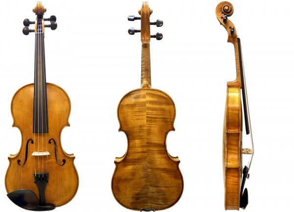 Geige von Walter Mahr Qualitätsstufe II -1