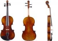 Geige Atelier Walter Mahr Bubenreuth 2018 Löwenkopf