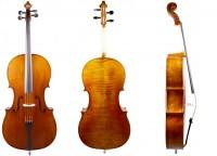Cello Walter Mahr, Meisterarbeit Bubenreuth 2019-04-04