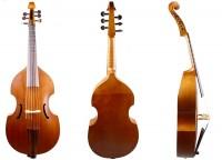 Viola da Gamba anno 1941 Peter Harlan Werkstätten mieten