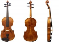 Geige von Klaus Schlegel Erlbach 2011