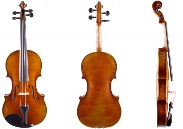 Geige 4/4 Stradivari-Modell Atelier Walter Mahr 2018 05-23-1
