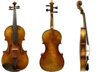 Geige 4/4 Stradivari-Modell Atelier Walter Mahr 2018 10-11