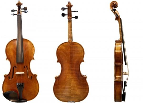 Geige von Walter Mahr Bubenreuh-1
