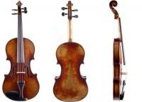 Deutsche Geige Stradivari Modell um 1900 mieten