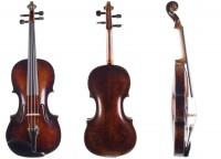 """Sehr alte Geige """"Johann Georg Vogler"""" anno 1744 mieten"""