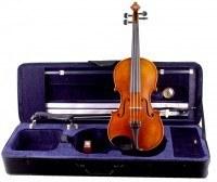 Geigenset Violine von W. Mahr im Set mit Carbonbogen 4/4 Größe