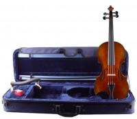 Violine im Set 4/4 Stradivari-Modell Walter Mahr 2018 02-15
