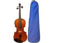Geige von Alois Sandner im Set mit Etui Bogen Stütze