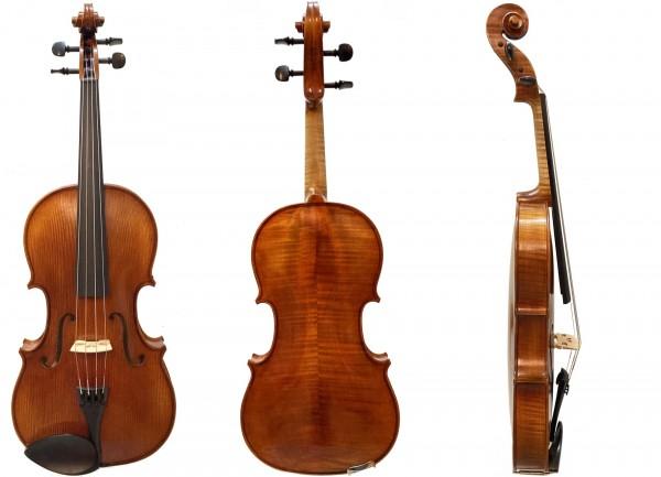 Viola aus der Werkstatt Walter Mahr 39,5 cm anno 2016 11-26-1