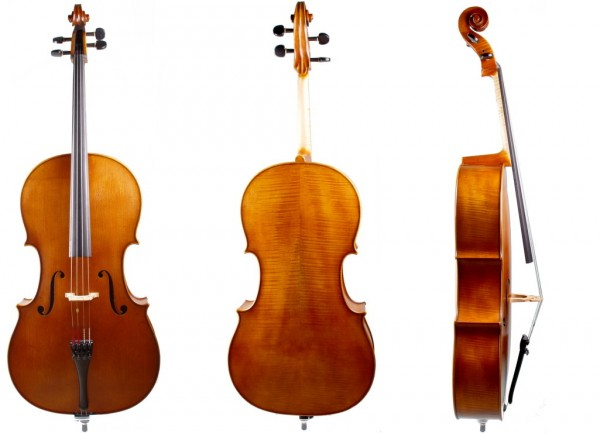 Cello Walter Mahr, Meisterarbeit Bubenreuth 2018-1