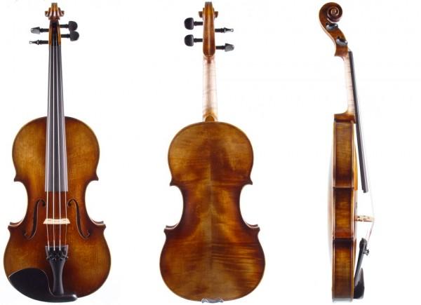 Geige 4/4 Stradivari-Modell Atelier Walter Mahr 2018 11-20-1
