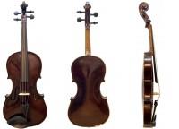 Sächsisch-Böhmische Geige um 1850 mieten