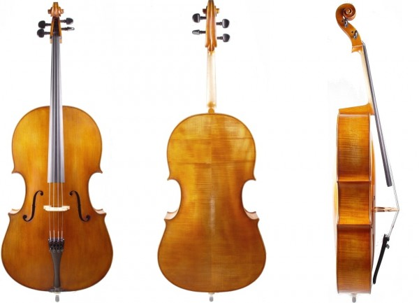 Cello-Walter-Mahr Montagnana-Modell-1