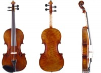 Meistergeige von Walter Mahr, Stradivari-Modell 2018