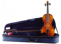 Geigenset mit Violine aus dem Walter Mahr Atelier 1/2 Größe
