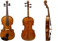 Französische Geige um 1940 4/4 Größe mieten