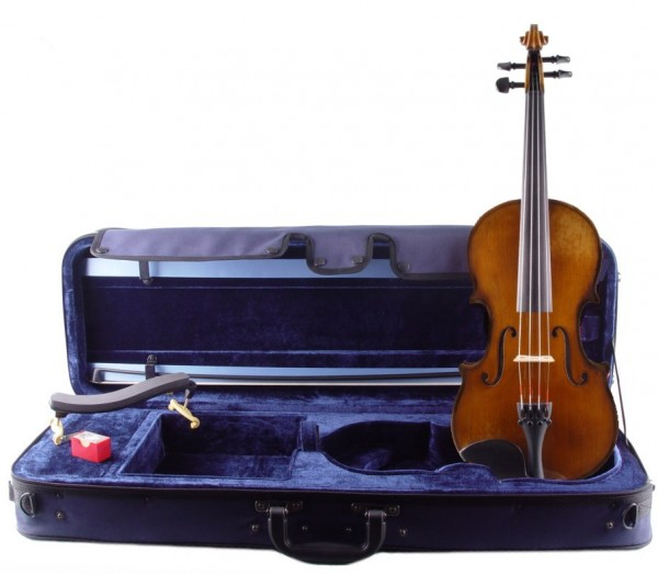 Top Angebot: Violine von Walter Mahr im Set. Mietkauf möglich