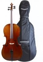Celloset mit Cello aus Deutschland Tasche Bogen