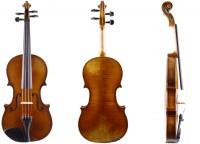 Geige von Walter Mahr 01-29 anno 2018
