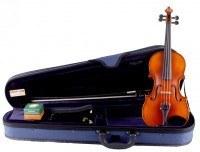 Violinset mit Linkshänder Geige 1/4 Größe Walter Mahr