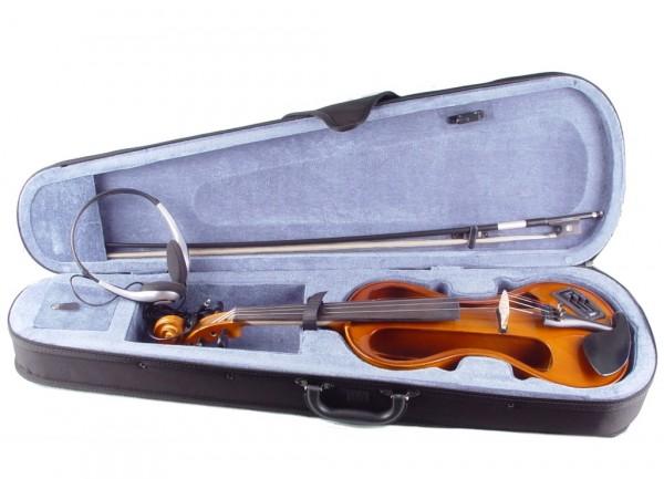 Alfred Stingl bei Höfner AS160 EV Elektrische Violine-2