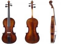 Barock Geige Frankreich um 1920