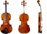 Meistergeige von Walter Mahr, Stradivari Modell, Bubenreuth anno 2016