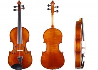 Geige im Set Stradivari Modell Walter Mahr 4/4 Größe