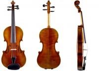 Geige 4/4 Stradivari-Modell Atelier Walter Mahr 2018 10-12