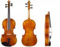 Violine fantastischer Einstieg in die Meisterklasse Bubenreuth 2015